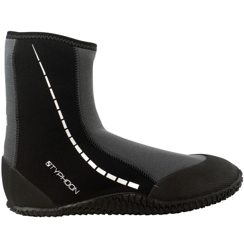 Typhoon Z3 3mm Zipped Boot