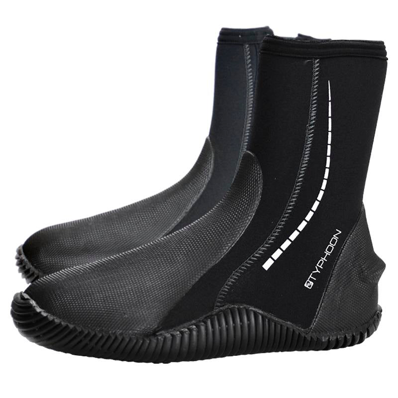 Typhoon Surfmaster 6.5mm Neoprene Boots
