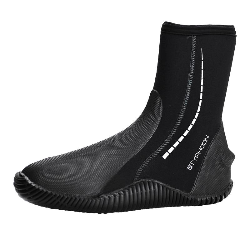 Typhoon Surfmaster II 2 6.5mm Wetsuit Boots Surf Dive Sailing Adults UK 4-13