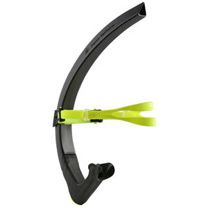 Michael Phelps Focus Snorkel - Black and yellow