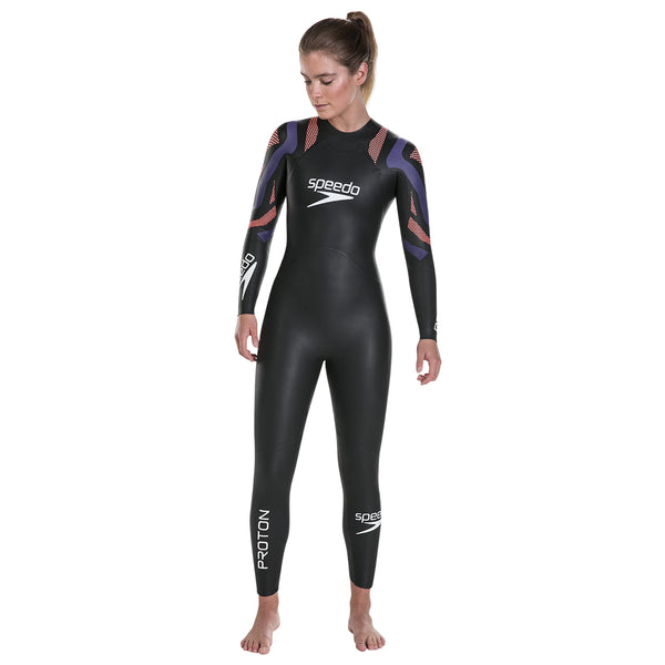Speedo FastSkin Women's Proton Open Water Swimming Wetsuit