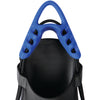 Mares Avanti Pure Fins for Diving & Snorkeling | Buckle top view