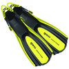 Mares Avanti Pure Fins for Diving & Snorkeling | Yellow