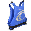 Typhoon Junior Yalu 50N Buoyancy Aid | Blue/Silver, back