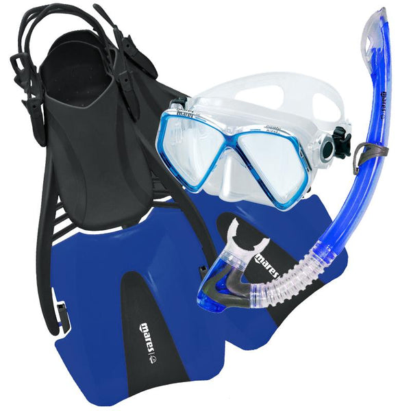 Mares Pirate & Coral Junior Snorkelling Set