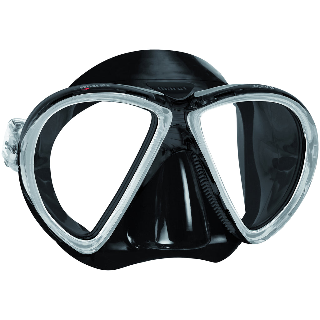 Mares X-Vu Mask - Black