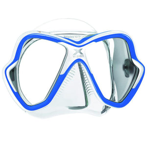Mares X Vision Mask | Blue/White