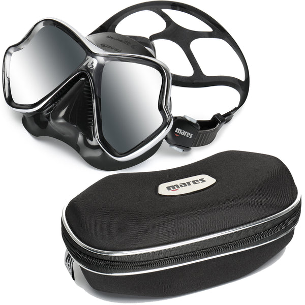 Mares X-Vision Ultra LiquidSkin 70th Anniversary Mask & Storage Case