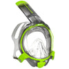 Mares Sea Vu Dry+ Full Face Snorkelling Mask