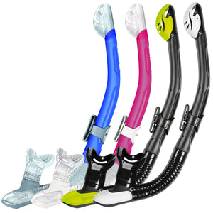 Mares Ergo Dry Snorkel - Bundled Product