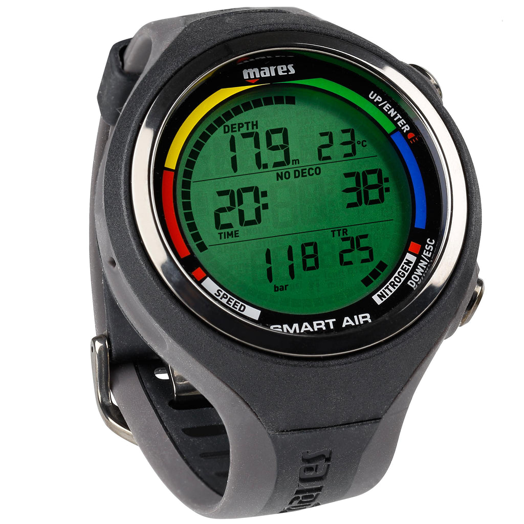 Mares Smart Air Wrist Computer