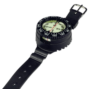 Mares Mission 1C Scuba Diving Wrist Compass