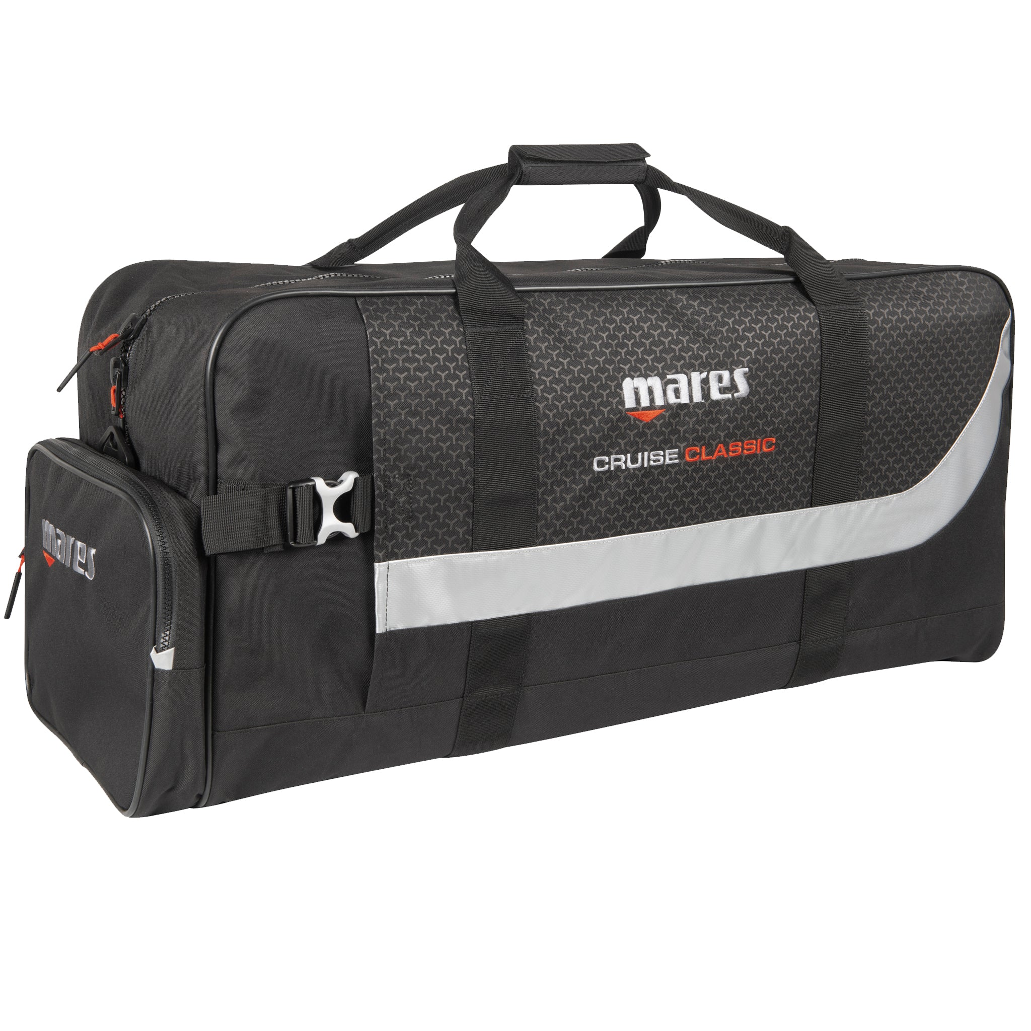 Scuba Gear Dive Bag Mares Cruise Roller Foldable Backpack