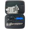 Mares Eos 20RZ W/Lock Torch Rechargeable with open case