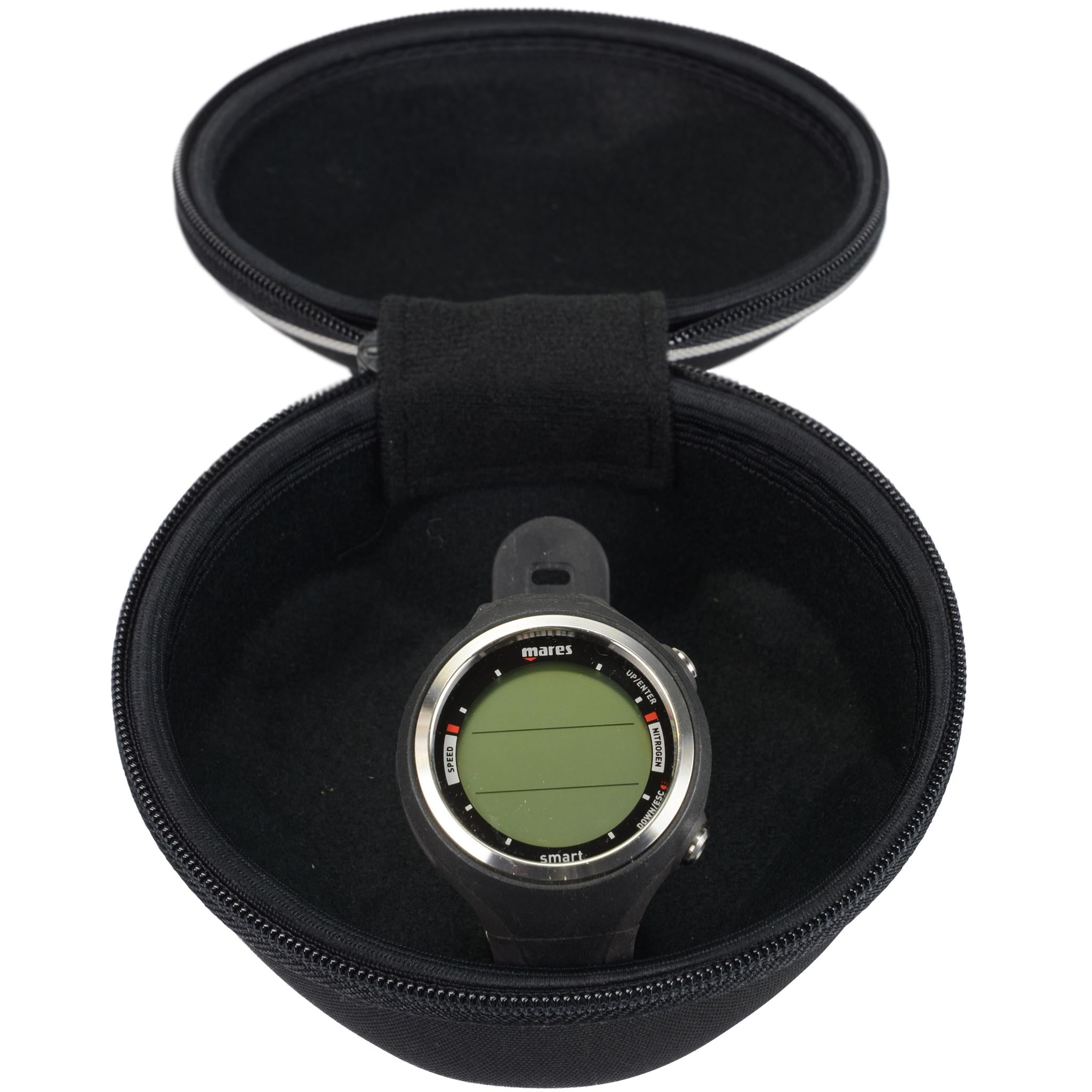 76ddb6934206 Mares Shell Round Computer Case – Watersports Warehouse