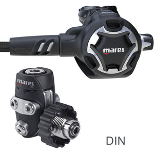 Mares Dual ADJ 52X Regulator DIN