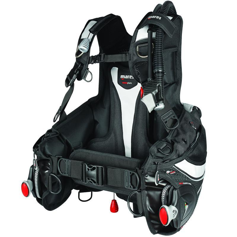 Mares Prestige SLS Scuba Diving BCD - Bundled Product