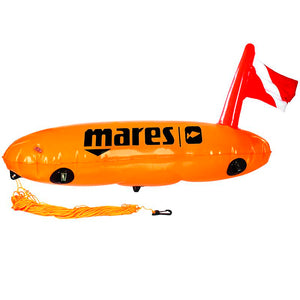 Mares Pure Instinct Freediving Inflatable SMB