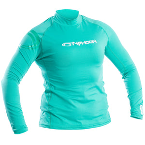 Typhoon Women's UV50 Rash Vest Long Sleeve
