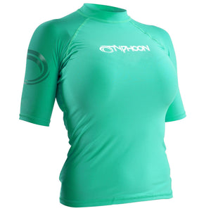 Typhoon Women's UV50 Rash Vest Short Sleeve