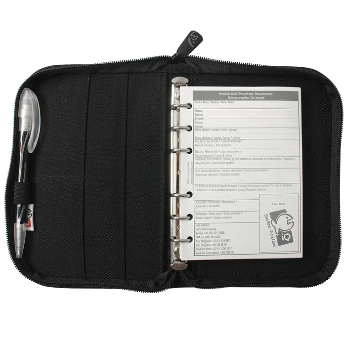 iQ XS Travel Size Log Pages