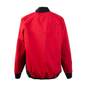 Gill Dinghy Wind/Spray Top - Jnr | Red Black Back