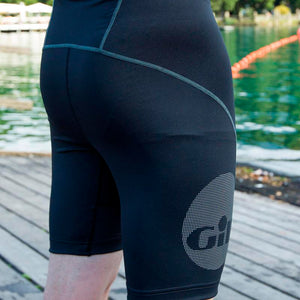Gill Pro Rash Shorts UV50 | Back Modeled