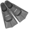 Head Soft Swim Training Fins - Size 45-46 grey