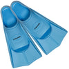 Head Soft Swim Training Fins - Size 33-34 light blue