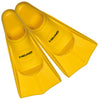 Head Soft Swim Training Fins - Size 35-36 yellow