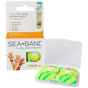 Sea Band Kids Anti Travel Sickness Band
