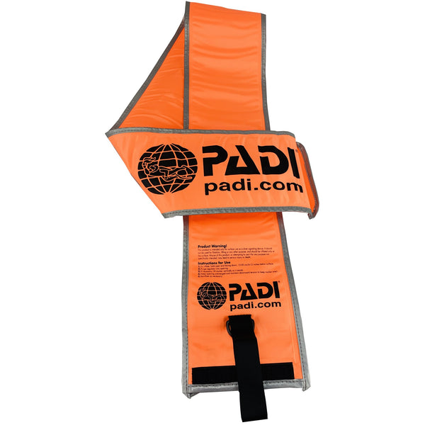 PADI Surface Signal Marker Buoy (SMB) for Divers