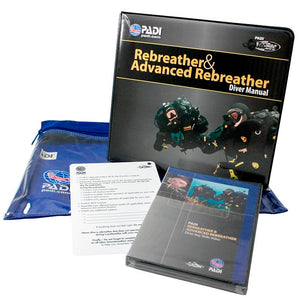 PADI Rebreather and Advanced Rebreather Crew Pack