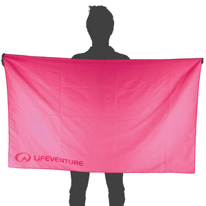 LifeVenture Giant Softfibre Trek Towel