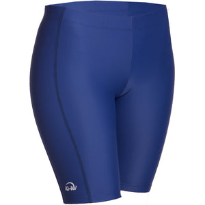 Ladies iQ UV300 Rash Shorts | Navy