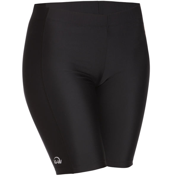 Ladies iQ UV300 Rash Shorts | Black