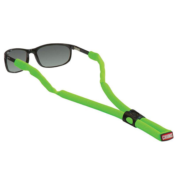 Chums Glassfloat Classic Glasses Retainer | Lime