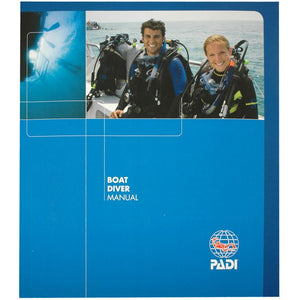 PADI Boat Diver Specialty Manual