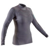 Ladies Code Zero Evo X-Flex 1mm Thermo Top | Front