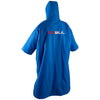 Gul EVORobe Hooded Changing Robe Blue | Back