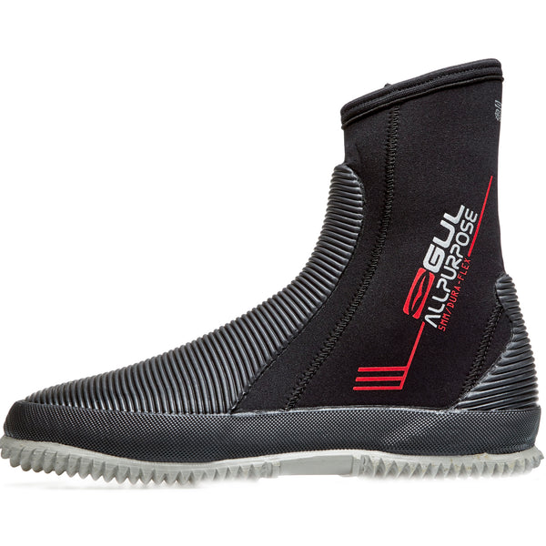 Gul Junior All Purpose 5mm Zipped Dinghy Boots