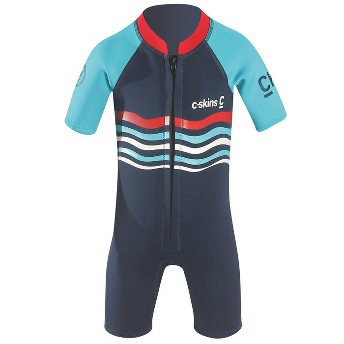 C-Skins Baby C-KID Waves Shortie Wetsuit
