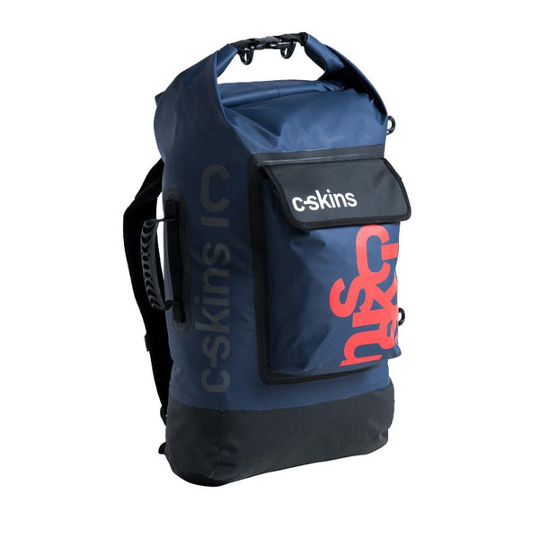 C-Skins 40L Stormchaser Dry Bag Backpack - Side