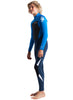 C-Skins Legend 4/3mm Junior Wetsuit | Blue | Side