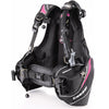 Cressi Ladies Travel Light BCD Pink