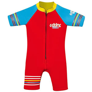 Kids Shorty Wetsuits | C-Skins | Atom Stripes | Baby Child