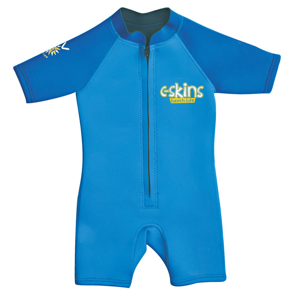 C-Skins Baby Child 3/2mm Shorty Wetsuit | Blue