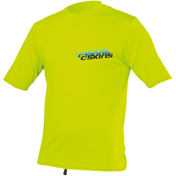 Junior C-Skins UV50+ Surf T Rash Guard