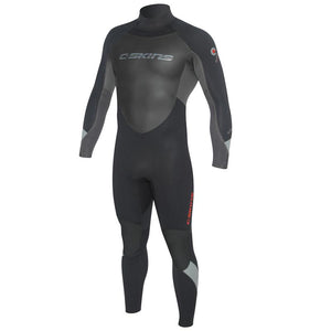C-Skins Surflite 3/2mm Wetsuit Glued and Blindstitched