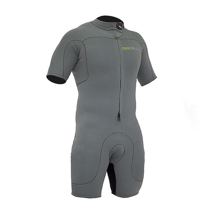 Gul Code Zero Mens 3/2mm Front Zip Shortie Wetsuit - Size Large Tall only